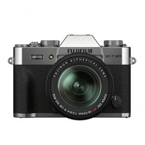 Fujifilm X-T30 II zilver + XF 18-55mm