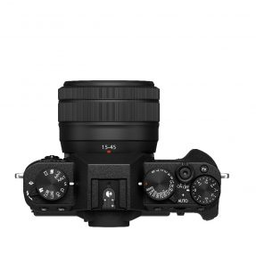 Fujifilm X-T30 II zwart + XC 15-45mm zwart