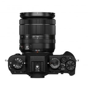 Fujifilm X-T30 II zwart + XF 18-55mm