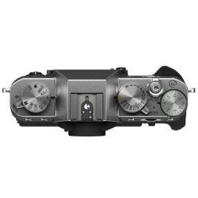 Fujifilm X-T30 II body zilver