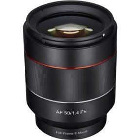 Samyang 50mm F/1.4 AS IF UMC Sony FE