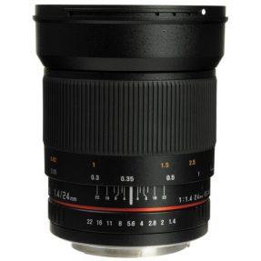 Samyang 24mm f/1.4 ED AS IF UMC   Canon EF