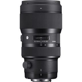 Sigma 50-100mm f/1.8 DC HSM Art | Nikon F (DX)